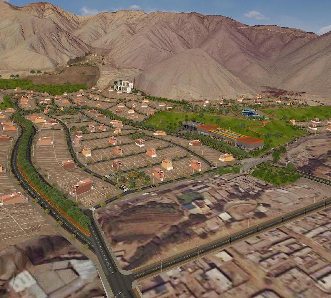 Urbanización Colinas de La Gloria