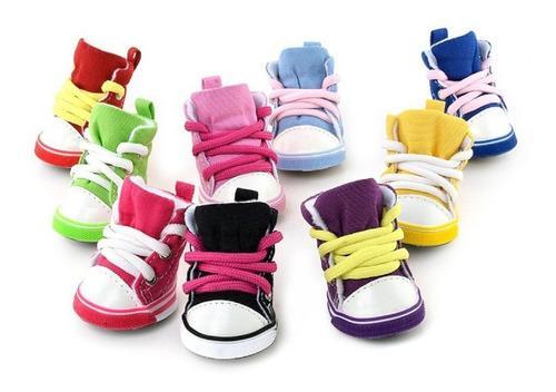 Zapatillas Para Perros - Amplia Gama De Colores
