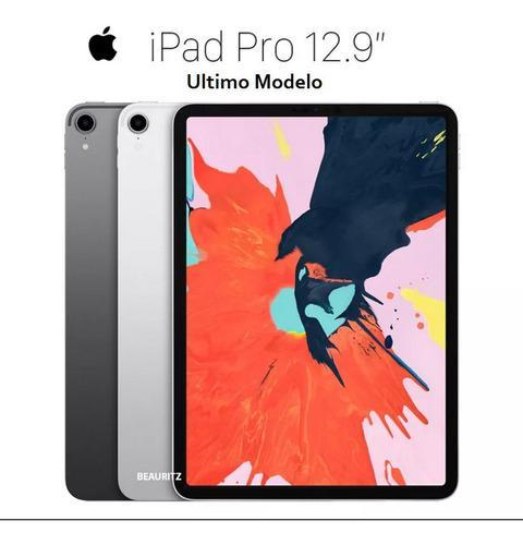 Ipad pro 12.9 3rd gen wifi+4g 1 tera garantia tienda apple