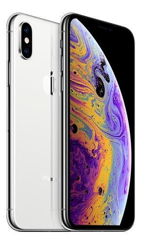 Iphone xs 64gb silver / 7 tiendas fisicas / caja sellada