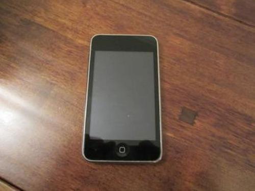 Ipod touch 3g 32gb color negro - repuesto