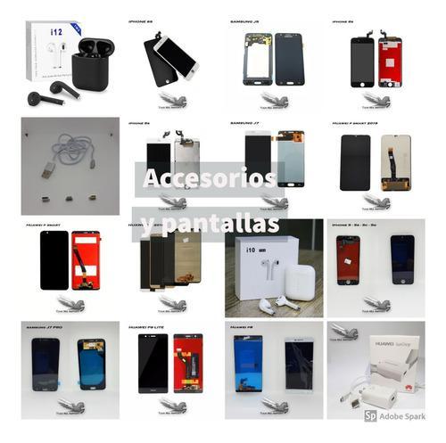 Accesorios y pantallas para smartphone
