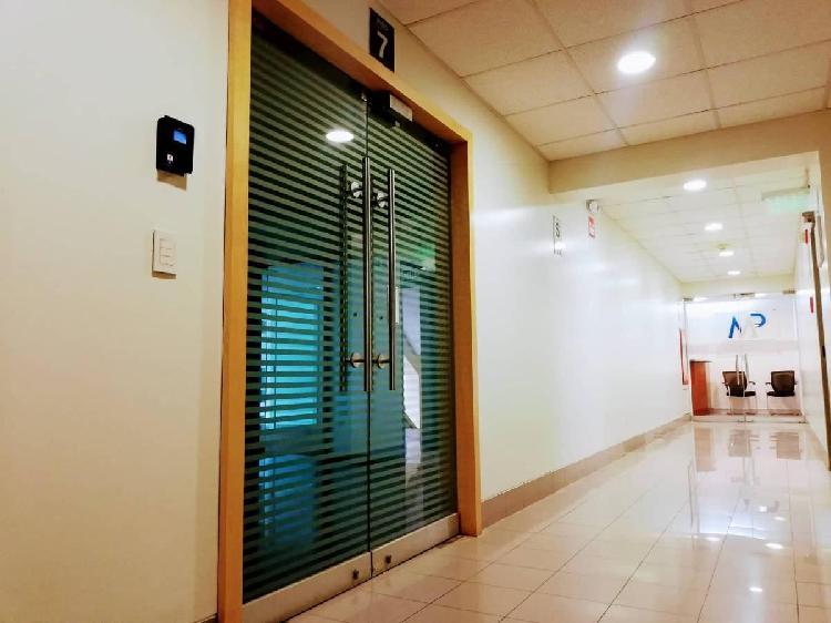 Alquiler oficina premium implementada 272.8 m²