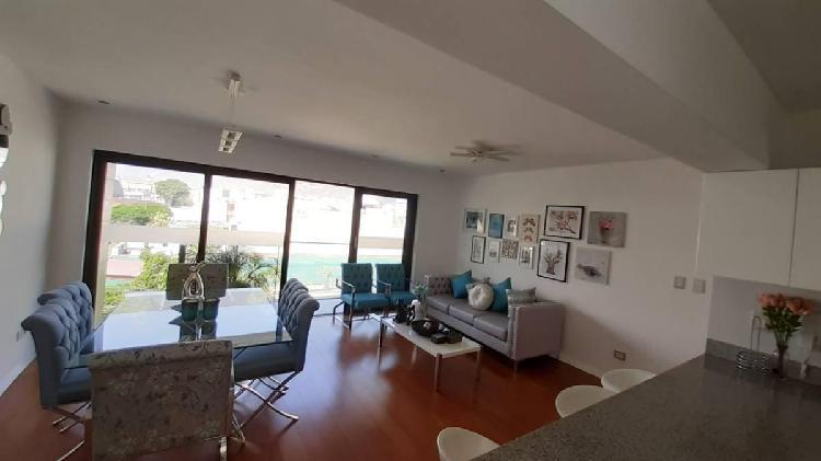 Se alquila amplio y lujoso duplex en 3er piso galeon -