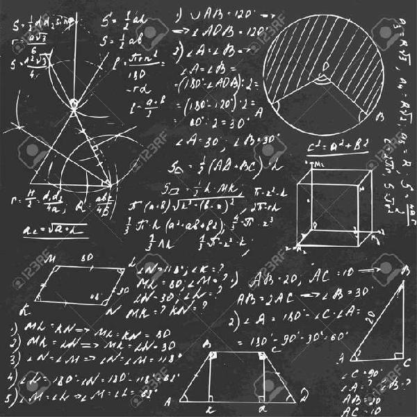 Clases particulares de matemática, física, química,