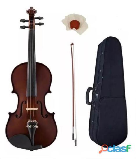 violin 4/4 3/4 semiprofesional precioso sonido