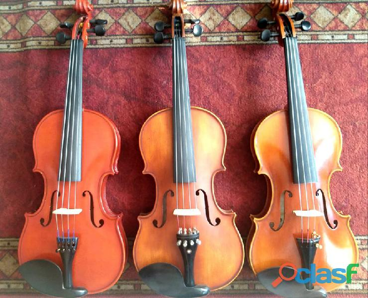 Violin 4/4 nivel avanzado profesional
