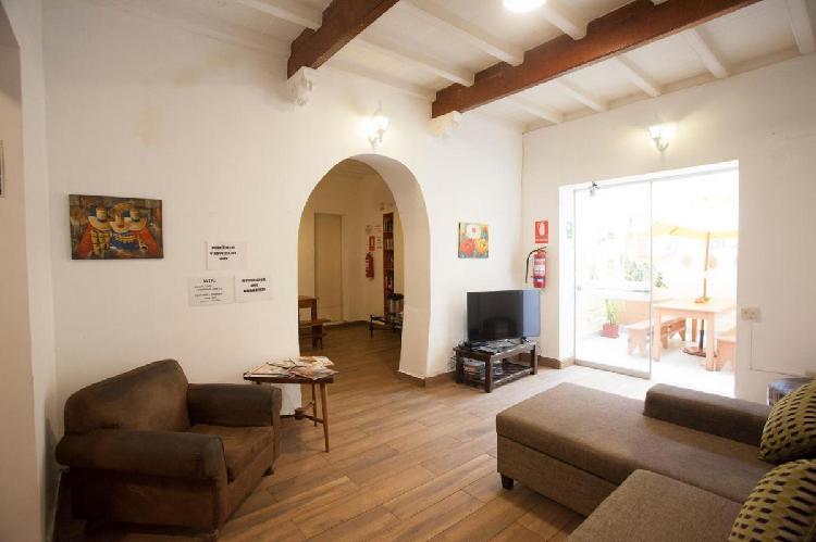 Alquiler habitaciones céntricas en miraflores. grimaldo del