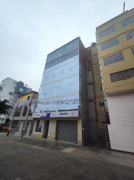 Alquiler de edificio