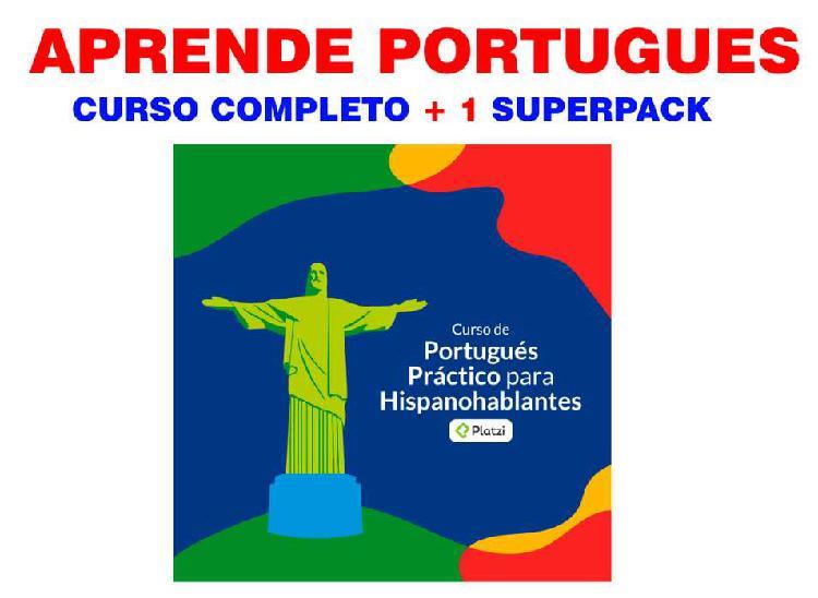 Cursos para aprender portugues - aprende portugues