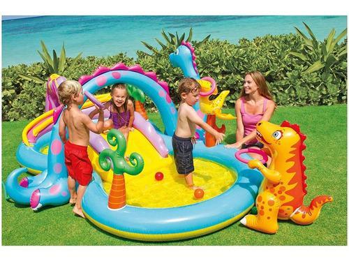 Intex piscina juegos inflable juguetes niños niñas