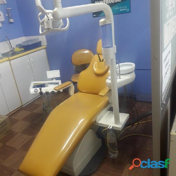 Venta unidad dental hidraulica s/700 san miguel