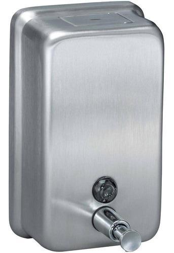 Dispensador gel alcohol / jabón liq 1 l inst. vertical