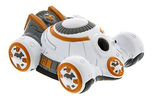 Gran remate-carro racer star wars - bb-8 - disney