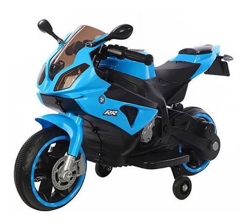 Moto lineal electrica a bateria para niños 4km/h