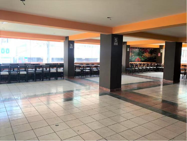 Alquiler de local comercial av la marina 315 m² a precio de