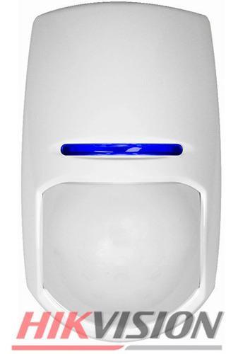 Sensor de movimiento tipo pir hikvision hk-ds-pd2-p10p-w