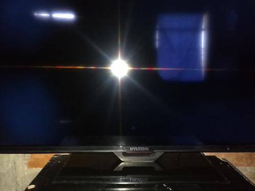 Tv hyundai hyled401e de 40 para respuesto placa y tiras led