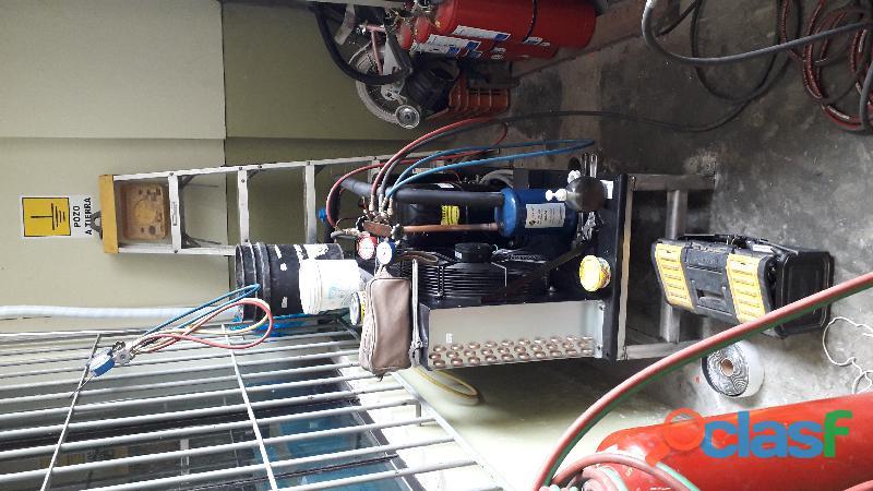 Reparaciones de cámaras frigoríficas en lima perú