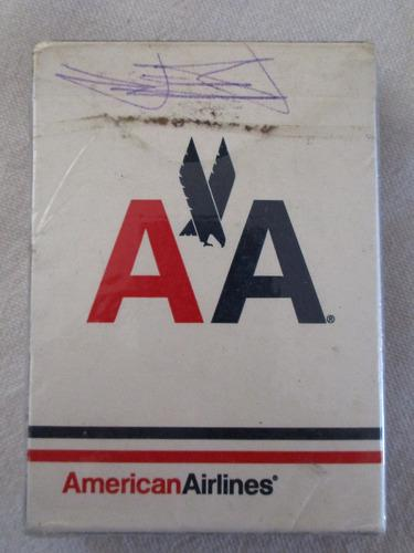 Cartas casinos souvenir american airlines
