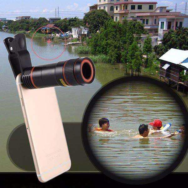 VENDO MOBIL PHONE TELESCOPIO PARA CELULARES A 62 SOLES