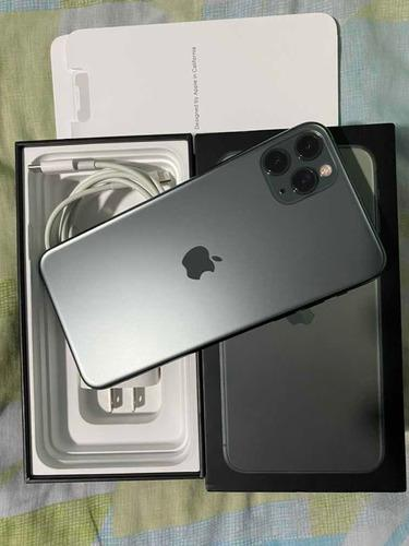 Iphone 11 pro max 64gb modelo lla 89% batería