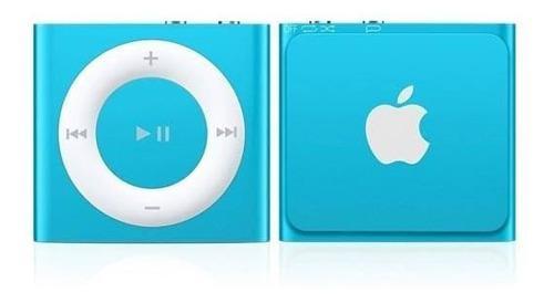 Ipod shuffle 2gb color turqueza