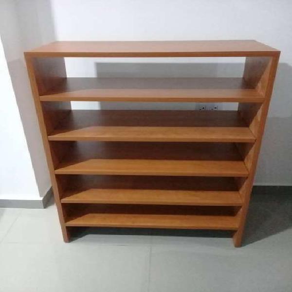 Muebles de melamine y madera