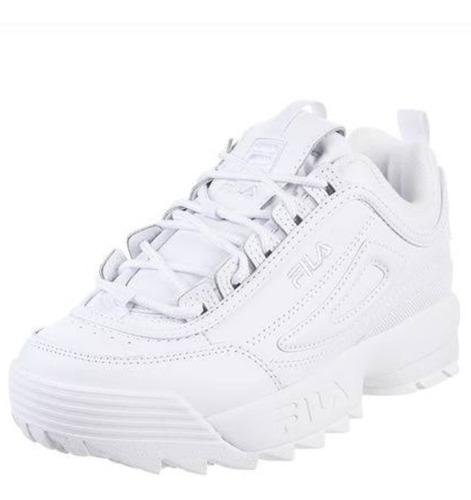Zapatillas hombre fila disruptor 2 premium original 100%