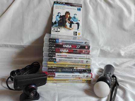 Juegos y accesorios play station ps3 de ocasión originales