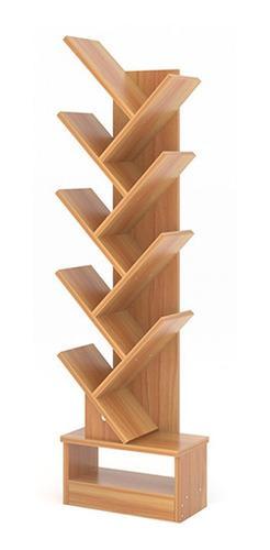 Librero moderno - estante para libros - mueble de melamina