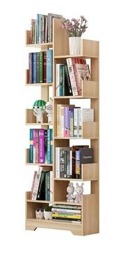 Librero moderno - estante para libros - mueble para libros
