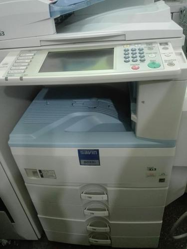 Venta copiadoras alquiler repuestos insumos y serv. tecnico