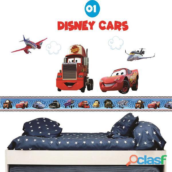 cenefas DISNEY CARS Y SUS AMIGOS 2