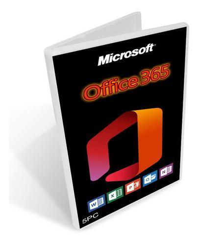 Office 365 para 5 equipos + tb usuario a tu nombre