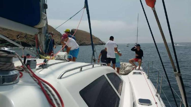 Alquiler de Veleros, yates y catamaranes para tus salidas