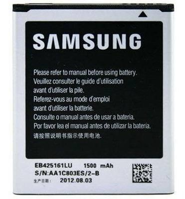 Bateria samsung galaxy s3 mini i8190 s4 mini s5 mini