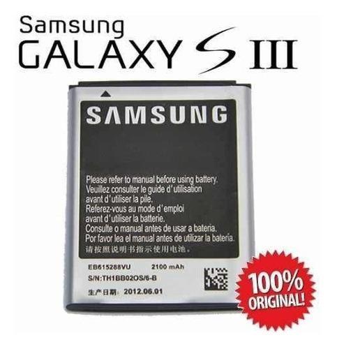 Bateria samsung galaxy siii s3 i9300 android 100% original