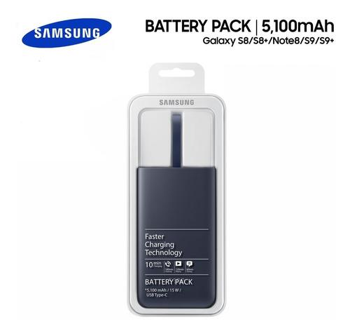 Samsung battery pack 5100mah fast charge original s10 s9 s8