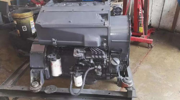 Venta y reparación de motor deutz bf4l
