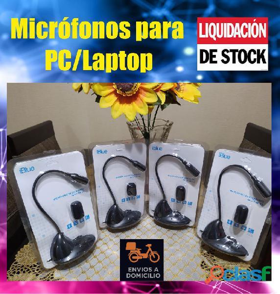 Microfono para computadoras / laptop