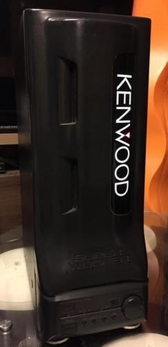 Subwoofer activo kenwood sw9 japan no pioneer kenwood