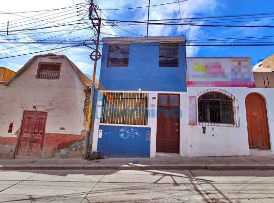 Casa en calle arequipa