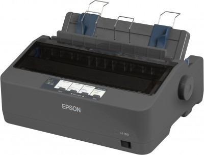 Epson impresora matricial lx 350 monocroma c11cc24011