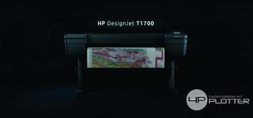 Impresora hp designjet t1700 (w6b55a)