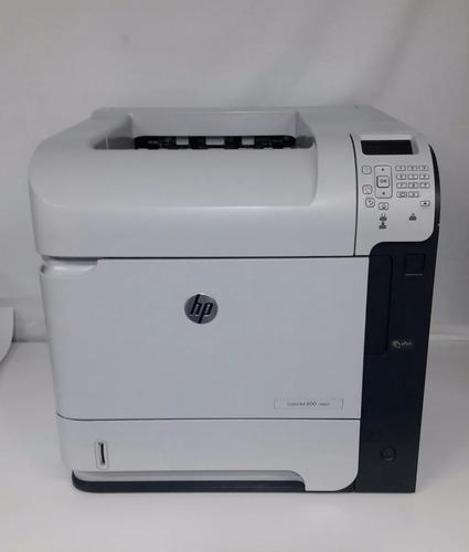 Impresora laser hp m603n 62 ppm m603