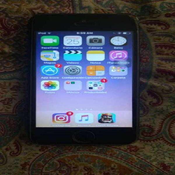 Ipod 5 - poco uso, en buen estado