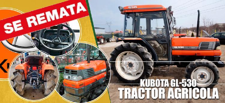 Se remata tractor kubota gl350, tractor japones(usados)