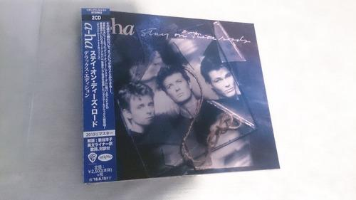 A-ha Stay On These Roads Nuevo Doble Cd Japon Solohifi