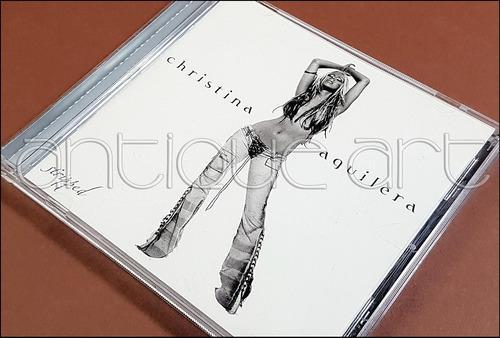 A64 cd christina aguilera stripped ©2002 album pop hip rap